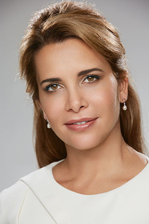 Interview with Princess Haya Bint Al Hussein – Ploy Radford